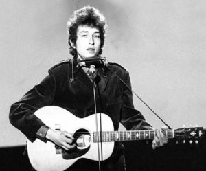 Bob Dylan in gioventù