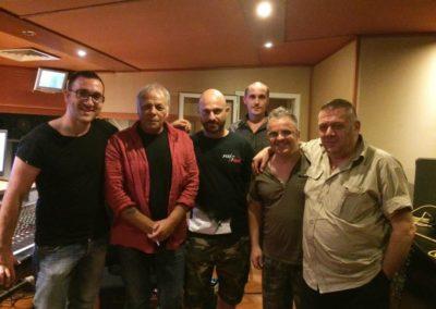 Enzo Gragnaniello, Raiz, Piero Gallo, Marco Caligiuri, Gennaro Franco, Aniello Misto