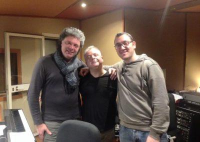 Maurizio Ponzo, Aniello Misto, Gennaro Franco