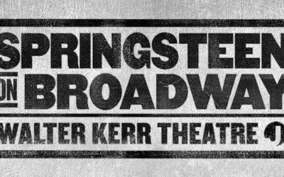 Bruce Springsteen a Broadway: in scena le sue memorie