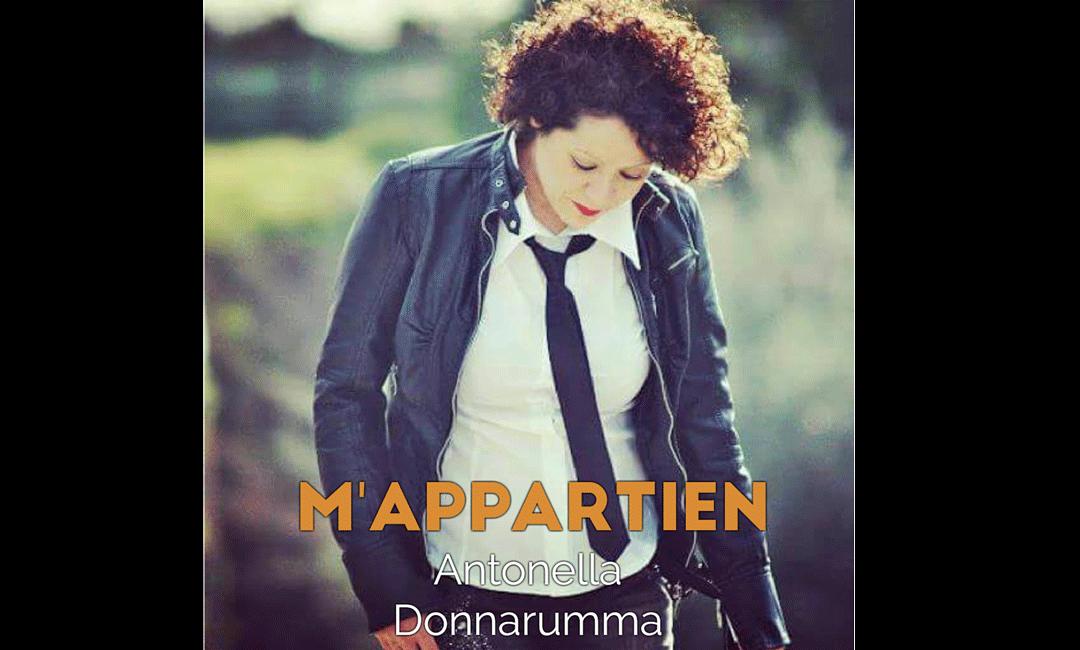 M'appartien – Antonella Donnarumma