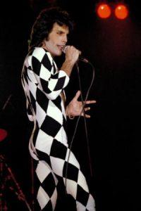 Freddie Mercury anni 70