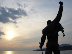 Freddie Mercury Statua