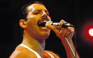 Freddie Mercury Anni 80