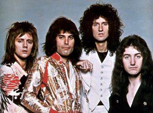 Queen anni 70