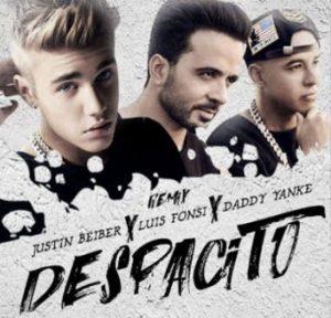 Despacito - Justin Bieber, Luis Fonsi, Daddy Yankee