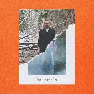 man in the woods - Justin Timberlake