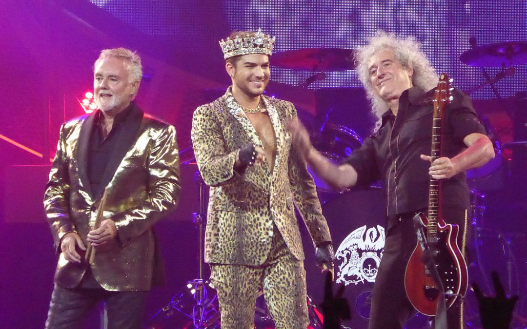 Queen in tour: una data anche in Italia